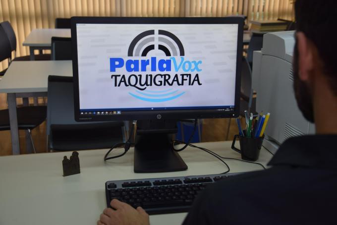 Parlavox foi lançado em abril e já tem grande repercussão na comunidade Crédito: Clever Moreira